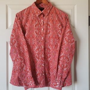 Beautiful Land's End Button-up